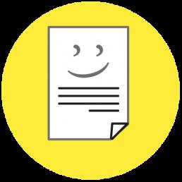 Icona foglio documento 2