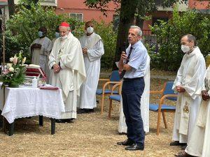 festa Sant'Anna con l'Arcivescovo Zuppi
